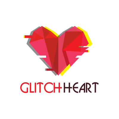 Glitchheart Game Engine Logo
